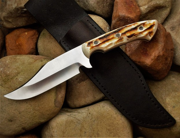Bowie fixed blade hunting Knife
