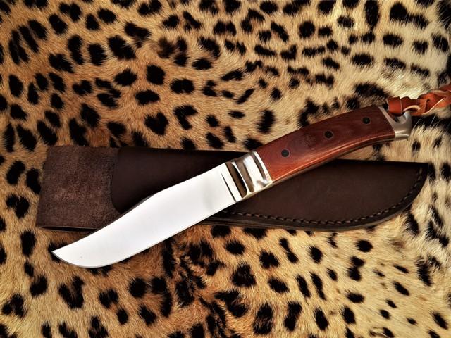 Integral hunting knife - Unyson Excelsior