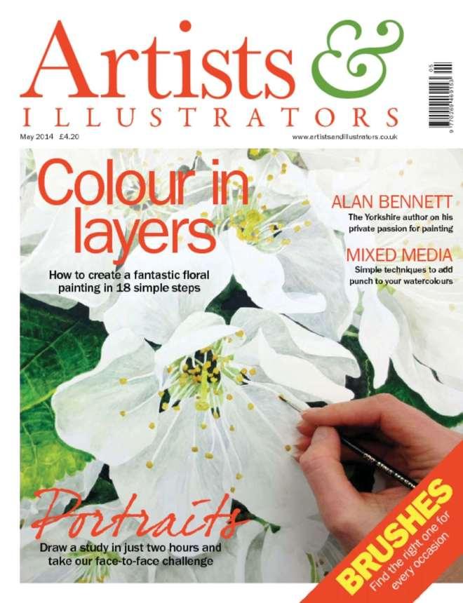 May 2014 Artist and Illustrators Large