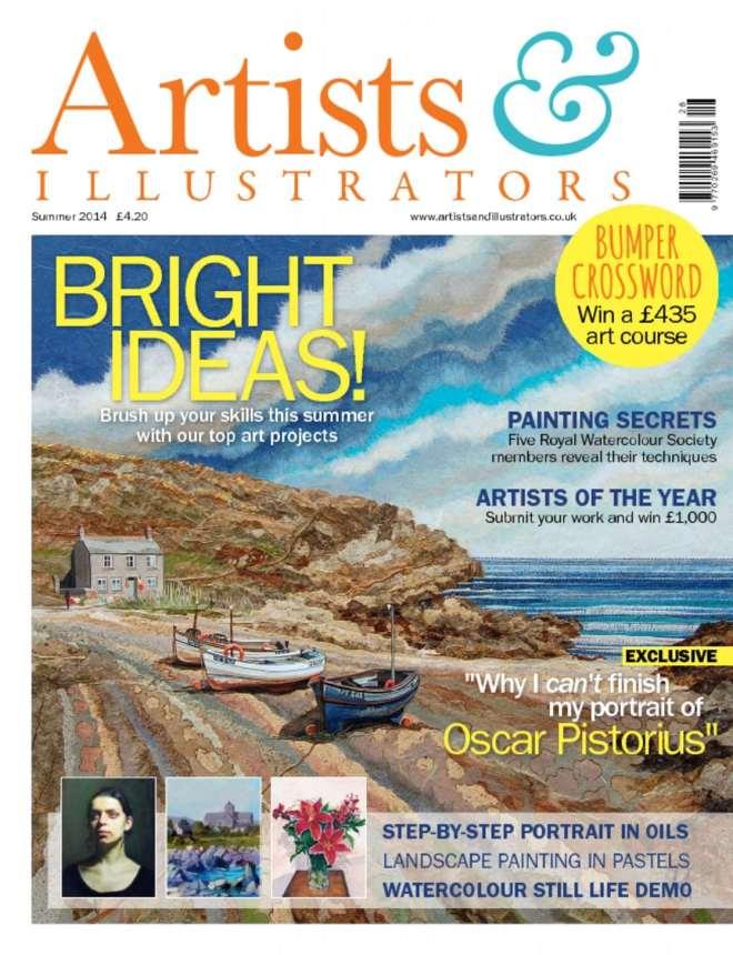 Summer 2014 Artist and Illustrators Large