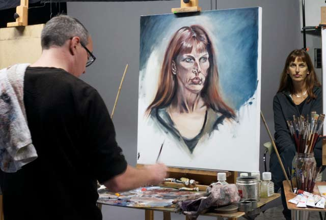 portrait classes