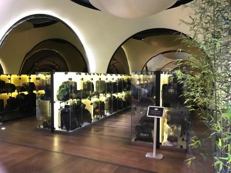 Lounge Istanbul baggage area