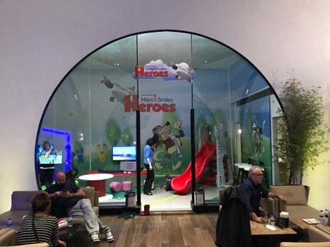 Lounge Istanbul play area