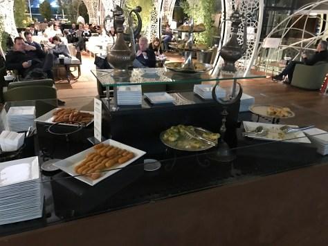 Lounge Istanbul Turkish desserts