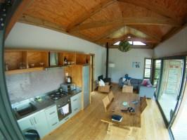 Marsh rose dining / kitchen area