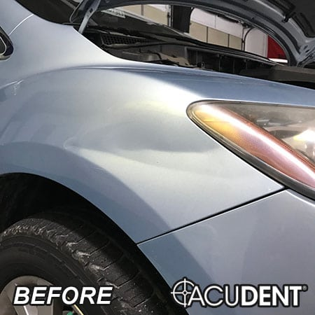 AcuDENT   PDR   Dent Removal Services   Door Ding Removal