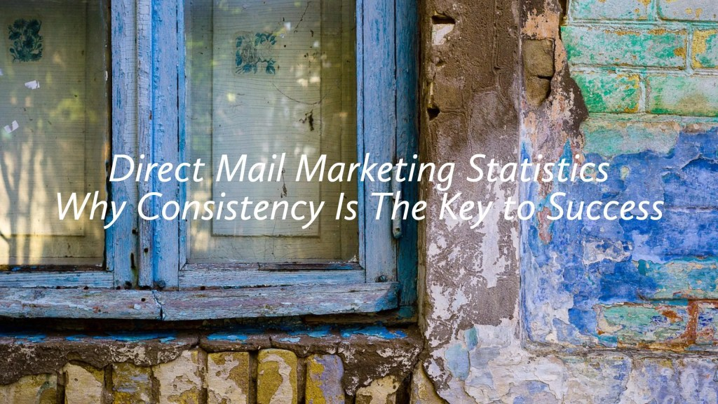 Direct Mail Marketing Statistics - Part 2
