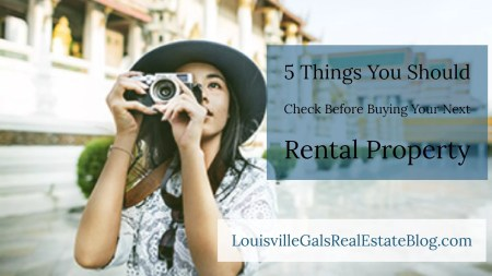 Buying your next rental
