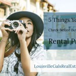 Buying your next rental
