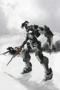 M9 Gernsback - Hind Down
