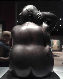 Bye bye Loukoum - Botero - Kunsthal Rotterdam