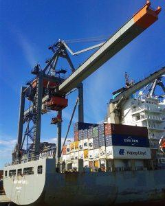 Bye bye Loukoum - Port - Rotterdam