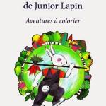 La Fugue de Junior Lapin / Elisabeth Delaigle
