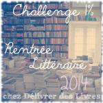 Rentrée littéraire 2014