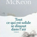 Tout ce qui est solide se dissout dans l'air, Darragh McKeon