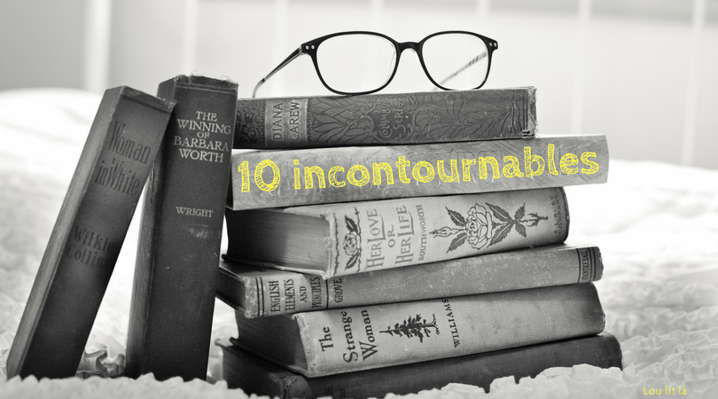 10 incontournables ... en romans contemporains !