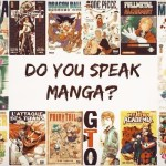 Do you speak Manga ? Edition 2018
