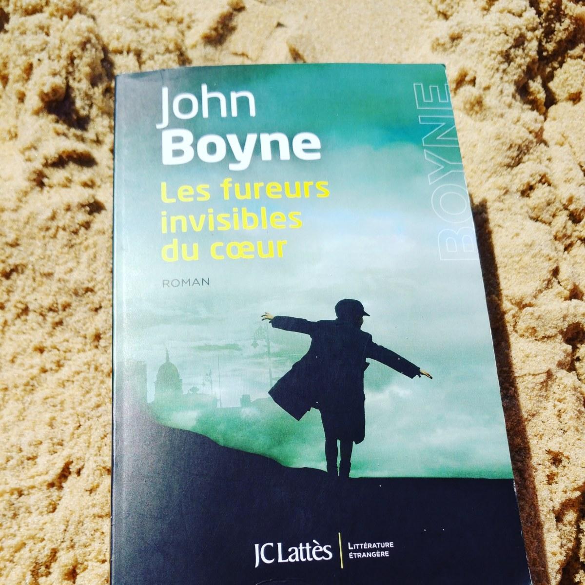 Les fureurs invisibles du coeur, John Boyne