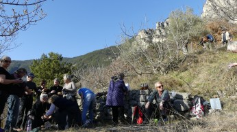 Truffle hunting tour organised by Provencereiser