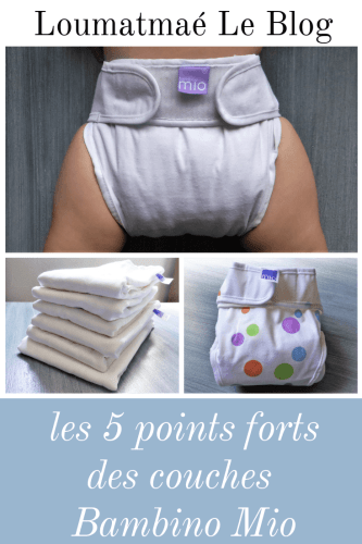 5 points forts couches Bambino Mio