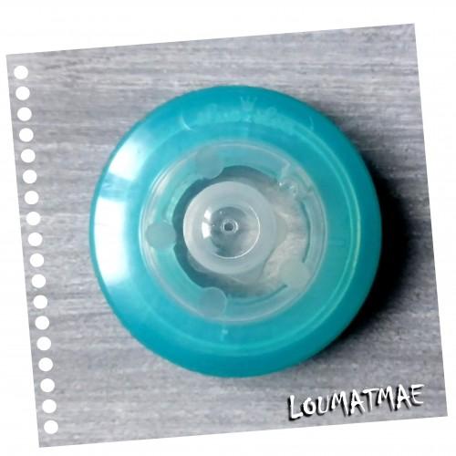 tétine silicone avec valve anti-colique luc et léa