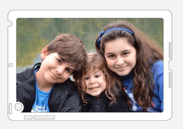 coque ipad photo personnalisée webprint
