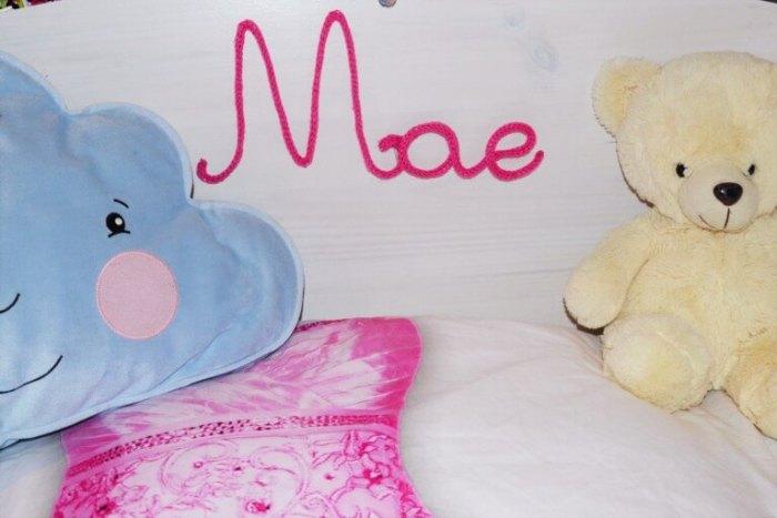 tricotin prénom Mae