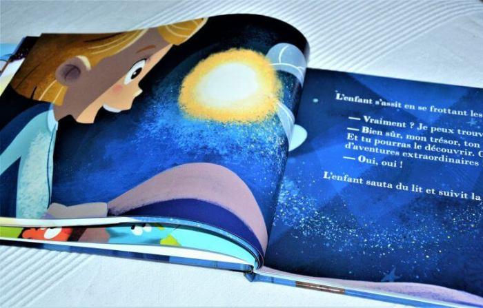 illustration du livre la magie de mon nom