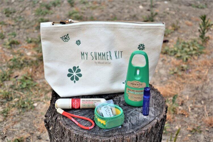 summer kit anti-moustiques