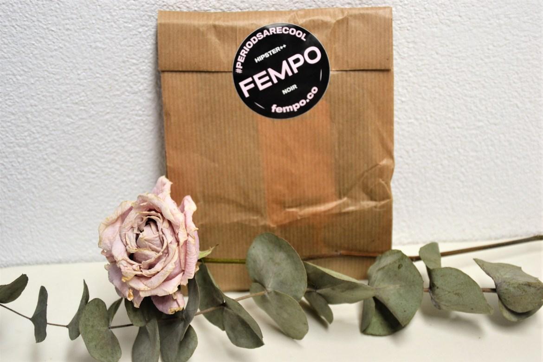 culotte menstruelle lavable fempo