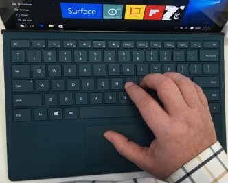 IMG_2147 Surface Pro Home Row