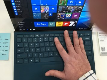 IMG_2148 Surface Pro Finger Reach