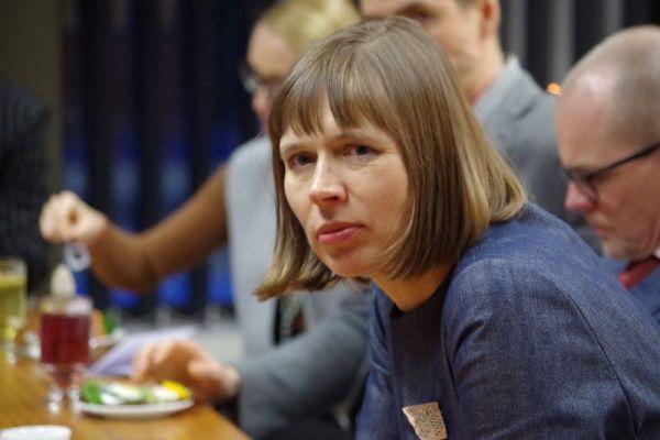 Sahinad: President Kaljulaid kolib kuuks ajaks Räpinasse