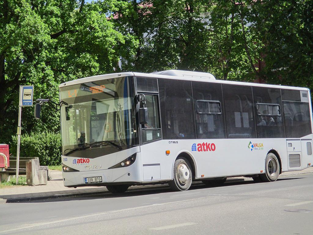 Valgast viib tasuta buss Valka jaanitulele