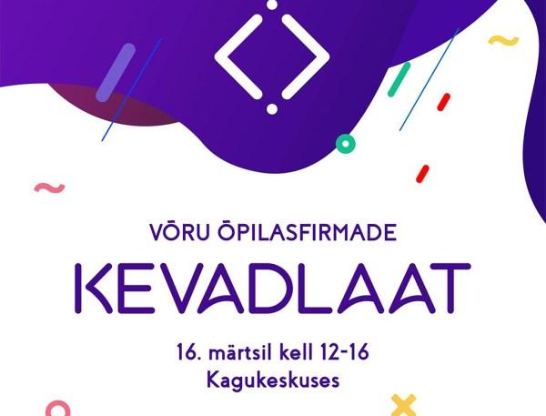 3cb7fb16c67 Laadal osaleb ligi 30 mini- ja õpilasfirmat Võrumaalt ning külalised  Põlvast, Valgast, Tartust ja Tallinnast. Oma tooteid ja teenuseid pakub  kokku ...