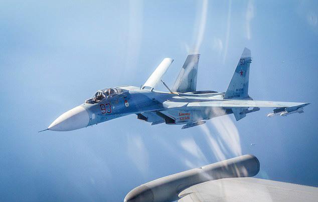 KUUM: Briti lennukid käisid eile KAKS korda Vene lennukeid tõrjumas Eesti kohal