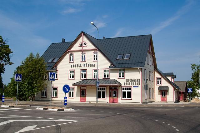 Kagu-Eestisse koliv president ööbib hotellis Räpina, ajutist tööruumi ta ei vaja