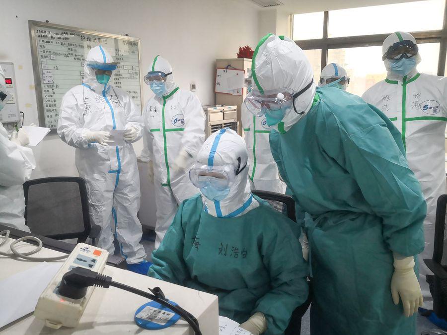 """Hiina tunnistas, et pole teada, kui palju inimesi on koroonaviirusega nakatunud, aga number võib olla """"küllalt suur"""""""