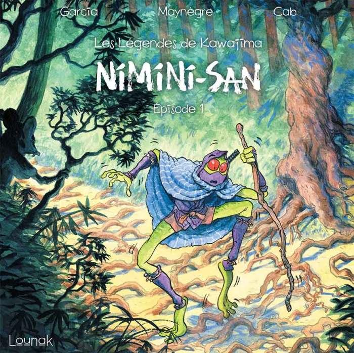 Nimini-San, épisode 01