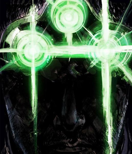 Bande dessinée de Splinter Cell