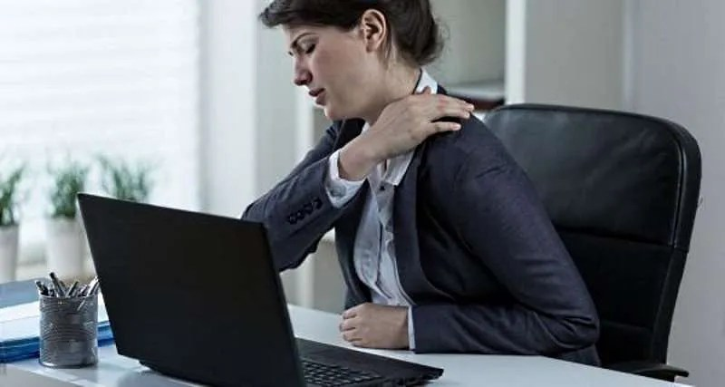 dolor de espalda ergonómico portátil
