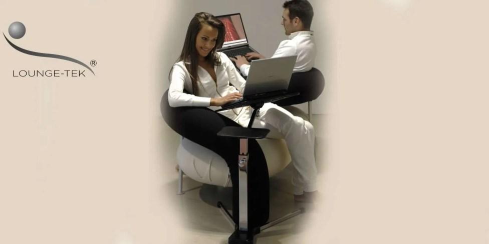 laptop armchair