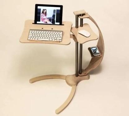 Il supporto per notebook e tablet che arreda la tua casa