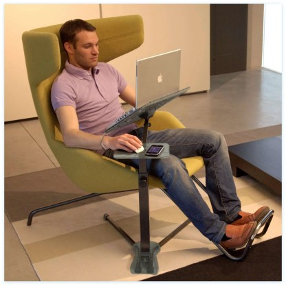 Il portanotebook ergonomico per la casa