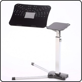 Ergonomic laptop psupport. Improve ergonomic features of laptops and tablet
