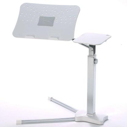 baser ergonomica regolabile per notebook e tablet