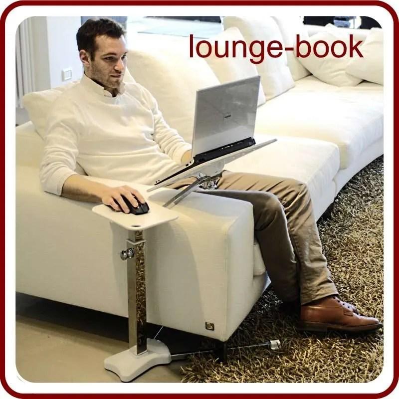 Mesa de escritorio para portátil, laptop stand . Solución ergonómica todo en uno.