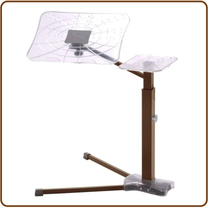 laptop cart without wheels