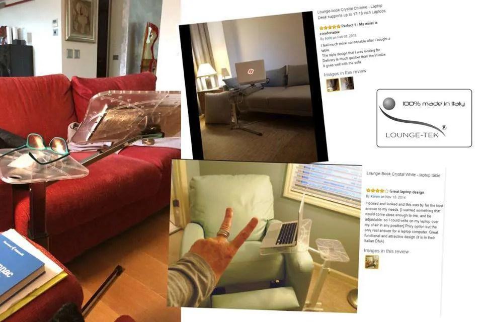 significant reviews lounge-tek