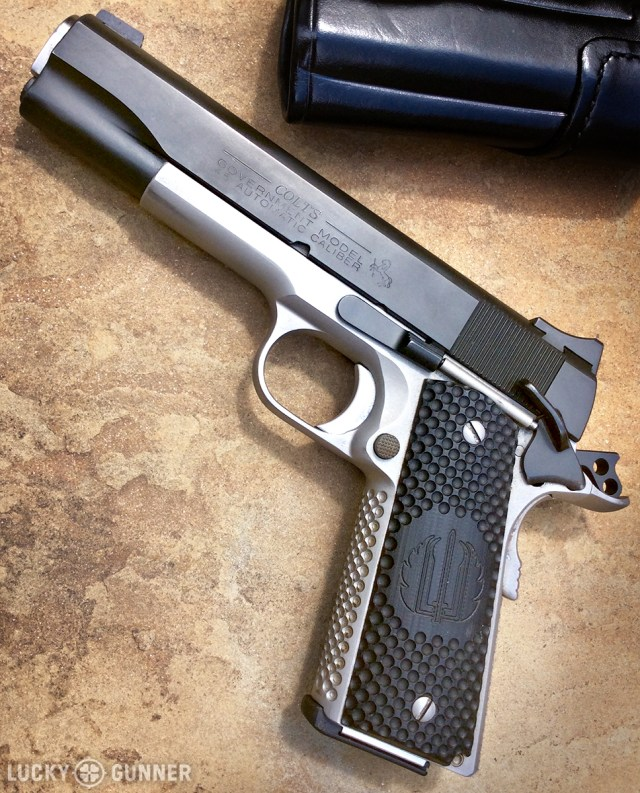 Two-Tone Colt 1911